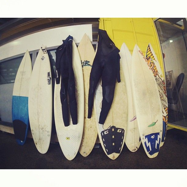 Got donated some surfboards!