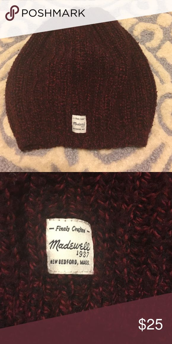 Madewell Beanie Madewell 'softest beanie'. Excellent condition, worn twice. Madewell Accessories Hats
