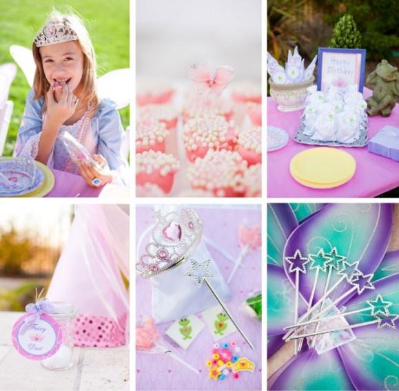 Fairy Princess Party Ideas