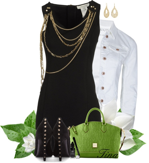 """Green Bag"" by martina-16 ❤ liked on Polyvore"