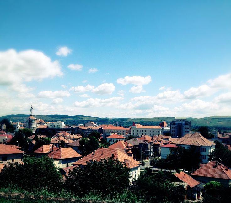Alba Iulia view