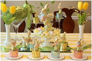 Easter Tablescape by Susang2