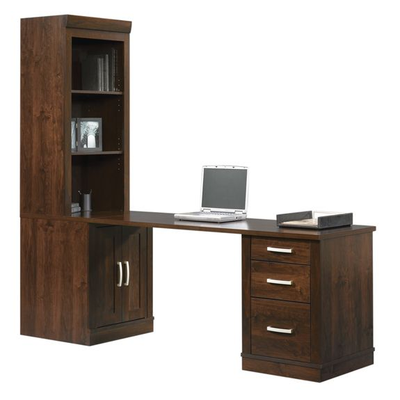 High Quality J.Conrad Furniture   Sauder Office Port Library Return (408363), $229.99 (