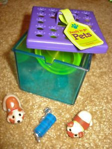 Littlest Pet Shop Busy Hamsters OMG!!!!!! I forgot about these!