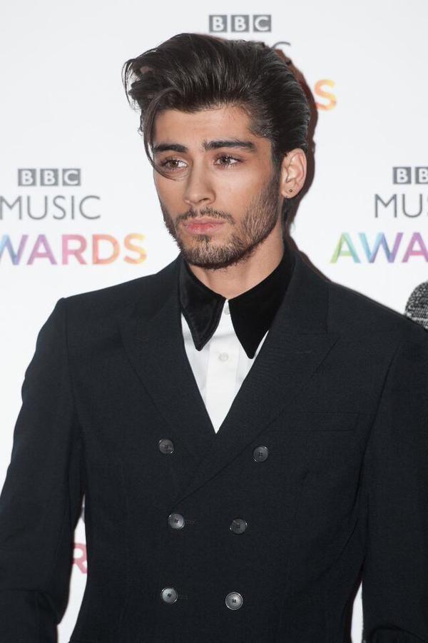 Zayn    2014 BBC Music Awards