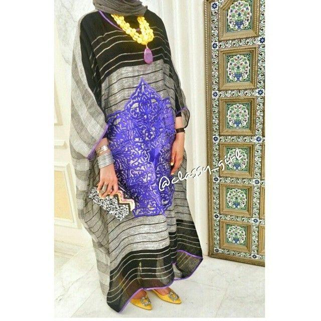 #ootd #me #classy_girl #classy #ramadan #dara3a #fashion #style #رمضان #دراعه  @yarnbyf.n dara3a  #Zara clutch @deziney necklace #manoloblahnik  الدراعه من @yarnbyf.n  الحقيبه من #زارا  الاكسسوار من @deziney الحذاء من #مانولوبﻻنك  #Padgram