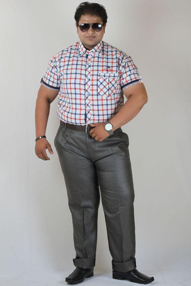 http://tinyurl.com/zr4nojq Buy Comfortable DMARK Brown Polyster Cotton Trouser For Men Online For Men at GetAbhi.com