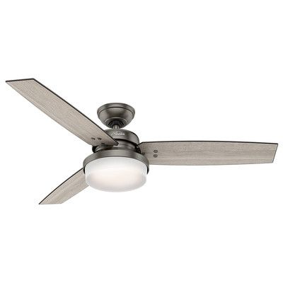 You'll love the 52 Sentinel 3 Blade Ceiling Fan with Remote at Wayfair - Great Deals on all Home Improvement products with Free Shipping on most stuff, even the big stuff.