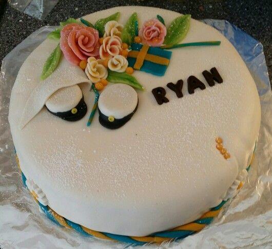 Studenttårta.