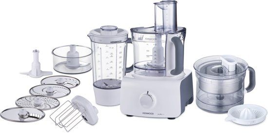 Kenwood Multipro Home FDP623WH - Foodprocessor