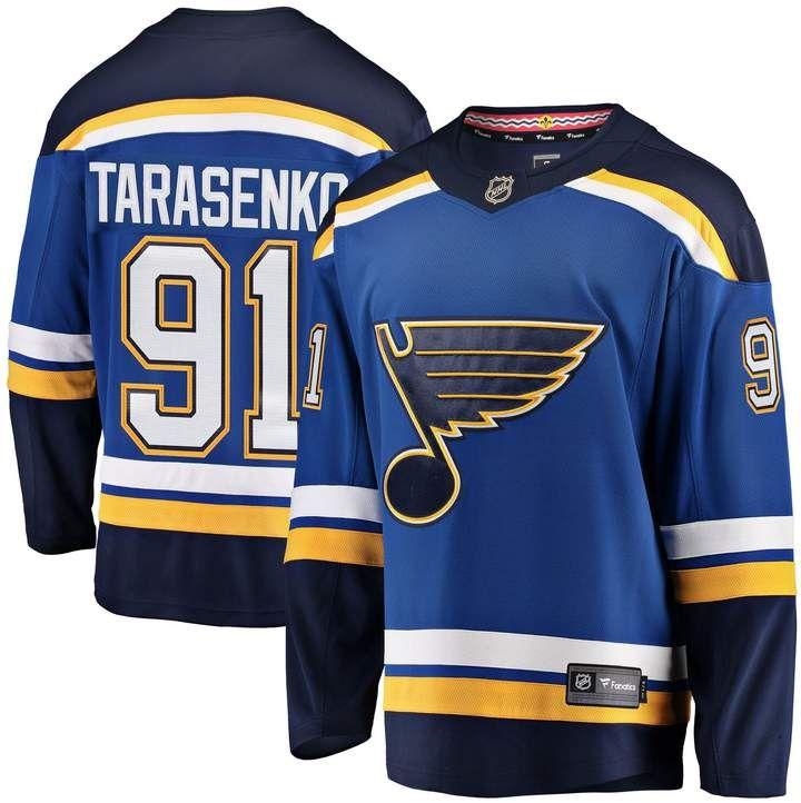 Louis Blues Stanley Cup Logo Vladimir Tarasenko T-Shirt St
