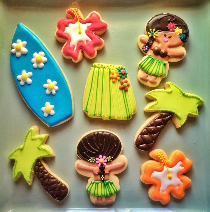 25+ Best Ideas About Hula Girl Cakes On Pinterest