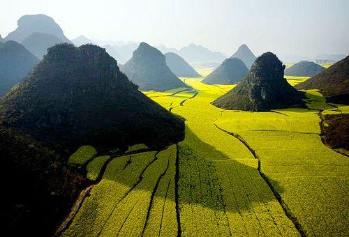 Luoping, Yunnan, China