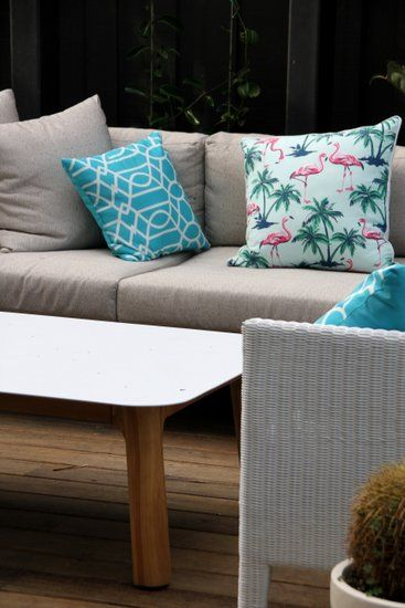 Outdoor Coffee Table - Teak - Timber Coffee Table - Satara Australia