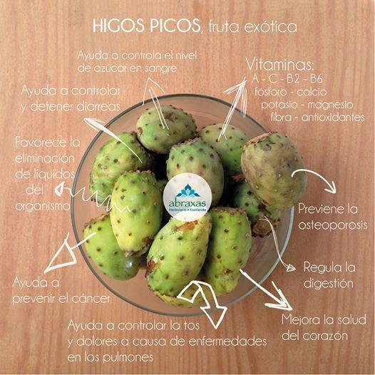 propiedades y beneficios... #propiedades #beneficios #higospicos #tunos #chumbos