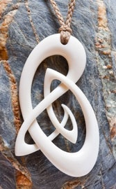 Bone carving is a traditional and often sacred craft practiced by some of the more warlike native tribes around the world. Bone carvings by the...