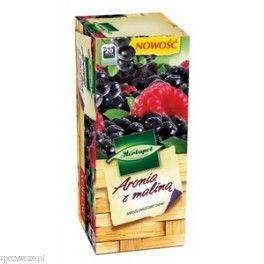 Herbata HERBAPOL malina z aronią 20tb | spozywczo.pl http://www.spozywczo.pl/hurtownia-kawy-herbaty