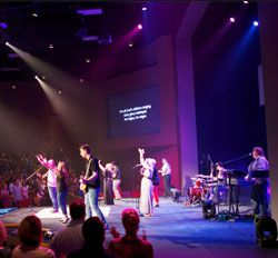 Tannoy And Lab.gruppen Provide Perfect Solution For Grace Point Church