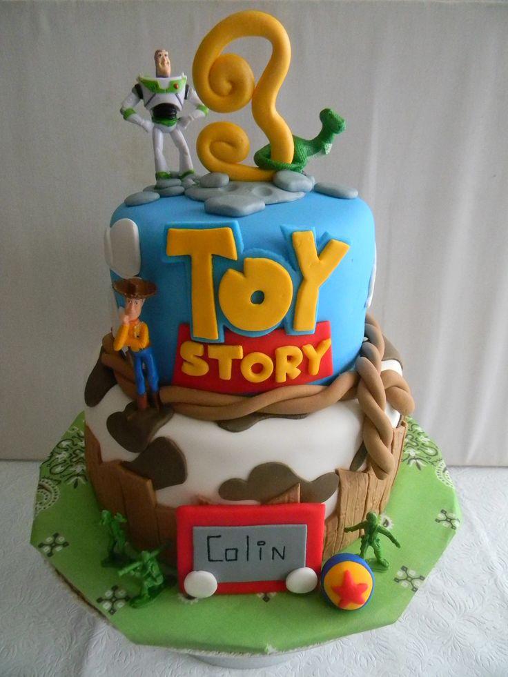 Toy Story Birthday Cake | Toy story birthday cake, Toy ...
