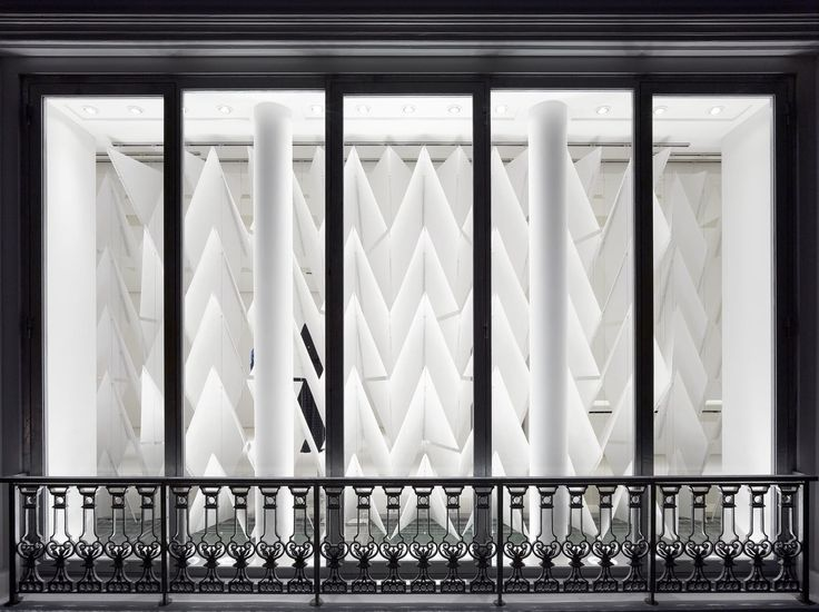 Sophie Hicks, Johannes Marburg · Yohji Yamamoto Flagship Store