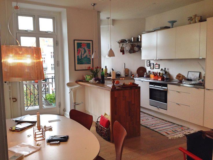 Keuken in Kopenhagen