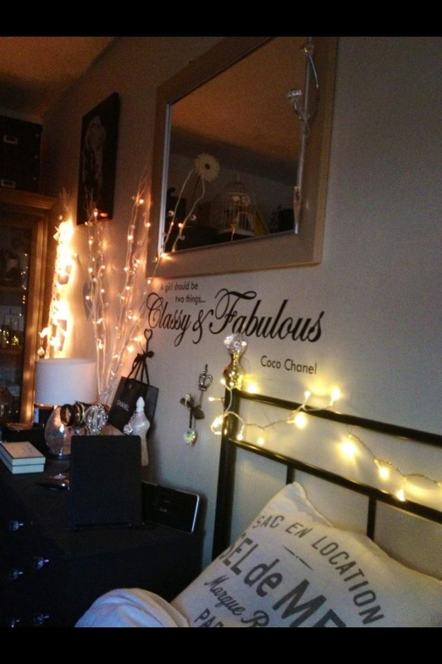 fairy lights in a quirky bedroom bedroom fairy lights pinterest
