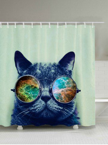 GET $50 NOW | Join RoseGal: Get YOUR $50 NOW!http://www.rosegal.com/shower-curtains/cat-with-glasses-bathroom-shower-1094048.html?seid=9209756rg1094048