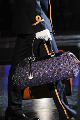 Fall 2012 Louis Vuitton from Paris Fasion Week