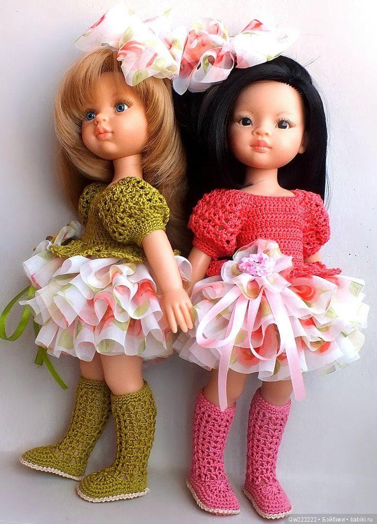 Оригинальные наряды для паолочек / Одежда для кукол / Шопик. Продать купить куклу / Бэйбики. Куклы фото. Одежда для кукол
