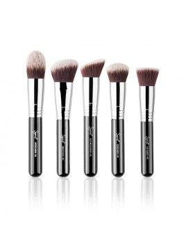 Kit 5 Pinceaux - Sigmax® Kabuki Kit 5 Brushes SIGMA en vente sur CoinMakeup