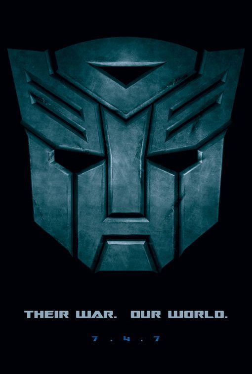 Transformers Movie Poster by BLT Communications, LLC (2007)
