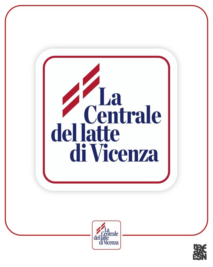 Centrale del Latte di Vicenza #logo restyling - 2013