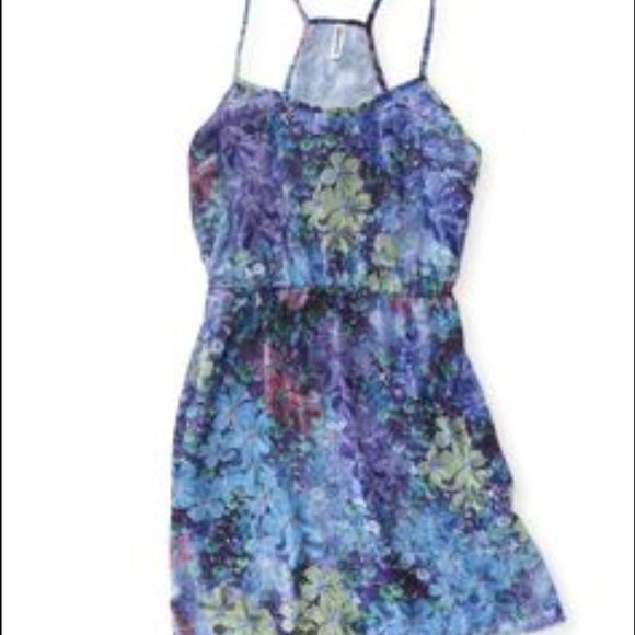 Aeropostale dress, small Light and airy dress from Aeropostale...perfect for spring & summer! Size small Aeropostale Dresses Mini