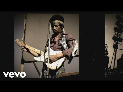 (25) Jimi Hendrix - Red House - Santa Clara 1969 - YouTube