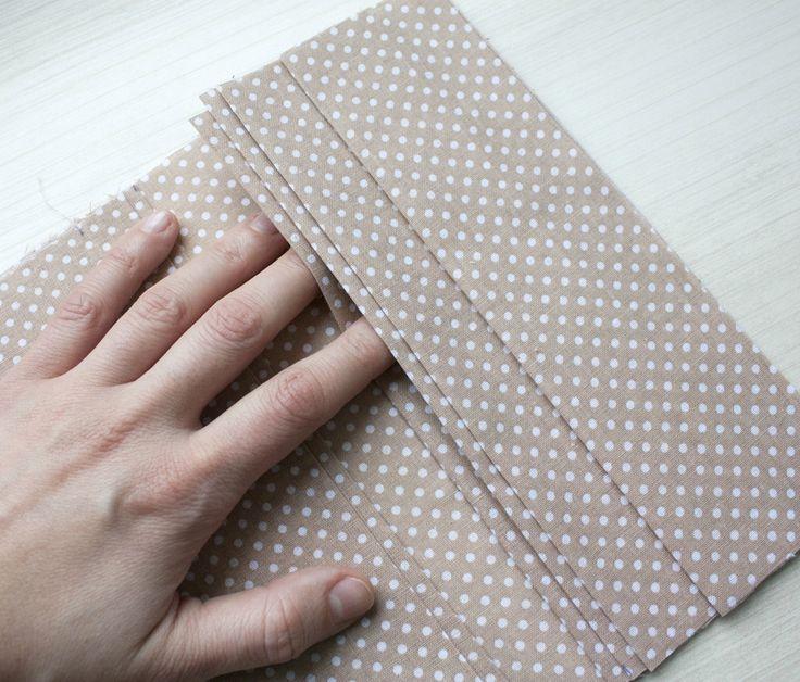 Easy Wallet Sewing Pattern. DIY Tutorial in Pictures.  Холдер для документов. МК.