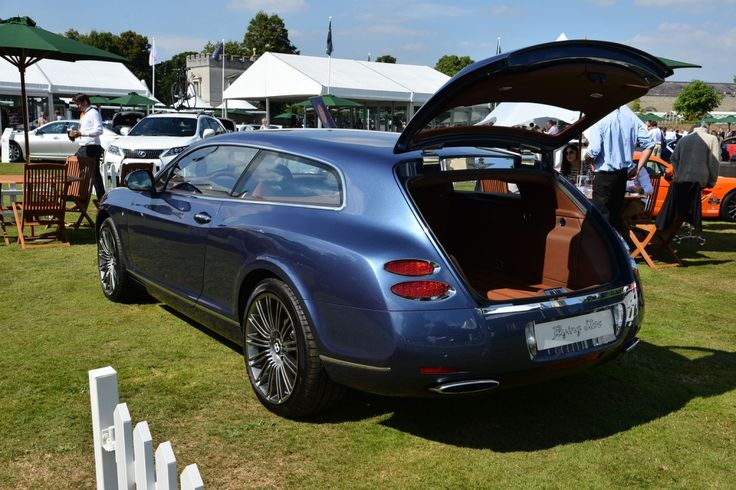 2010 Bentley Continental 'Flying Star' Gallery Related
