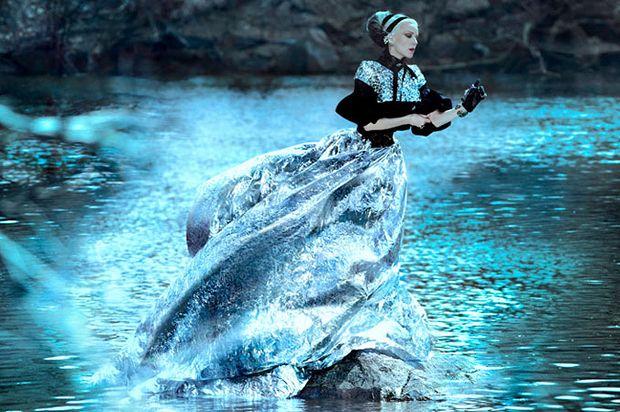 Дафна Гиннесс в сказочном образе. Фото | фото 1