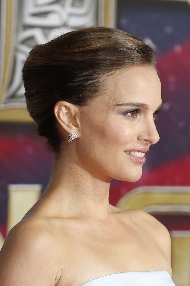 20 coiffures chic et élégantes à piquer à Natalie Portman