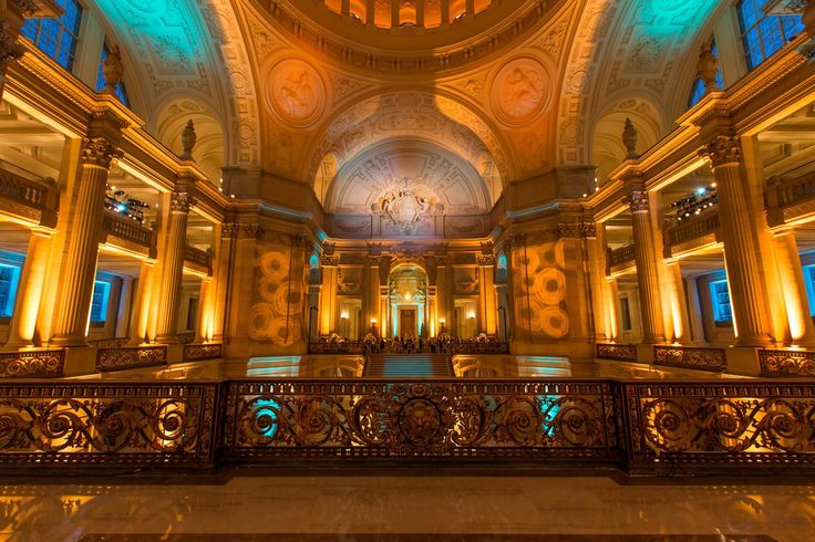 San Francisco Symphony Opening Night Gala 2015 - Lighting Design by Got Light, Event Design by Blueprint Studios. Lighting Gobo Event Lighting Inspiration.