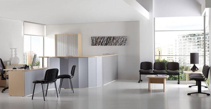 Mobiliario de oficina (1694 – O52) - Muebles CASANOVA
