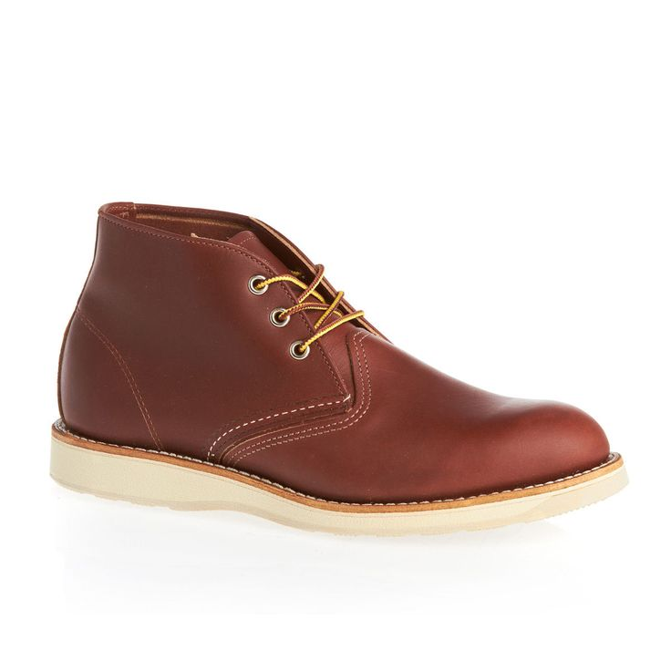 Red Wing Work Chukkas Boots - Copper | Free UK Delivery and Returns TAKE20