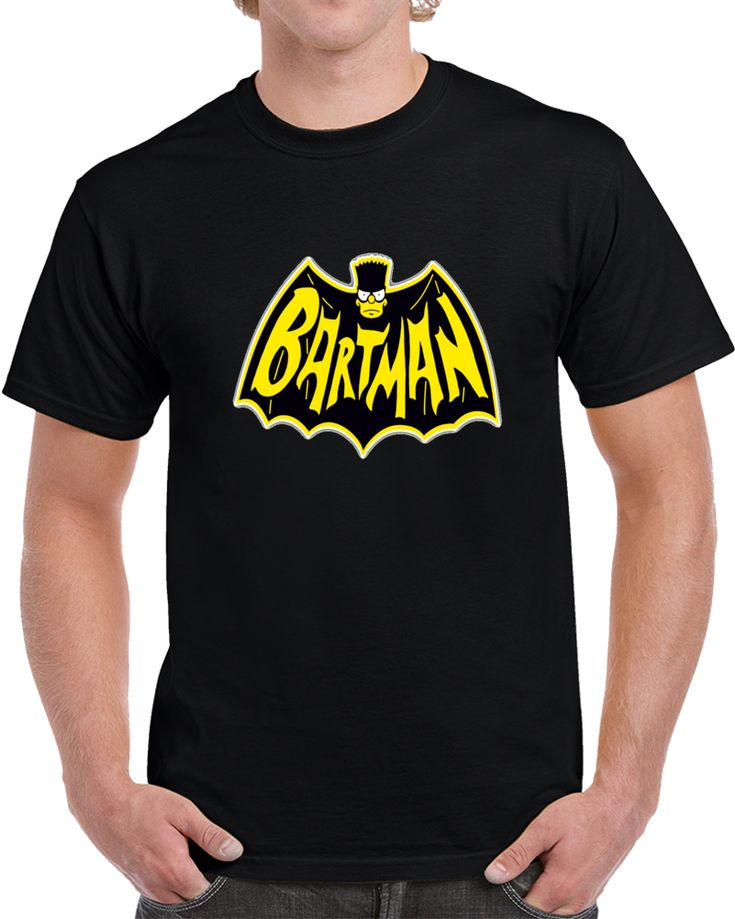 Bartman Simpson  T Shirt