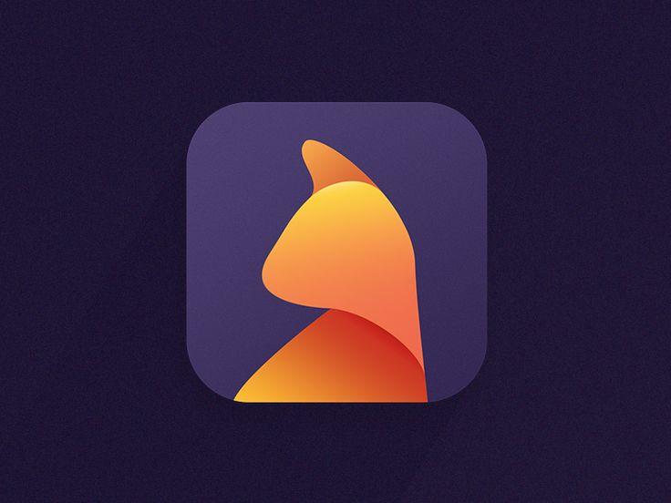 Cat Icon  by Matija Sundalic #Design Popular #Dribbble #shots