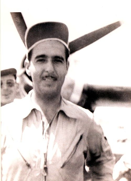 "Ernest ""Tennessee Ernie"" Ford (February 13, 1919-October 17, 1991).1st Lt. Ford served as the bombardier on a B-29 Superfortress in the Pacific during WW II."