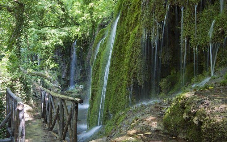 Καταρράκτες Σκρα, θησαυρός στο μαγευτικό Πάικο | Newsbeast