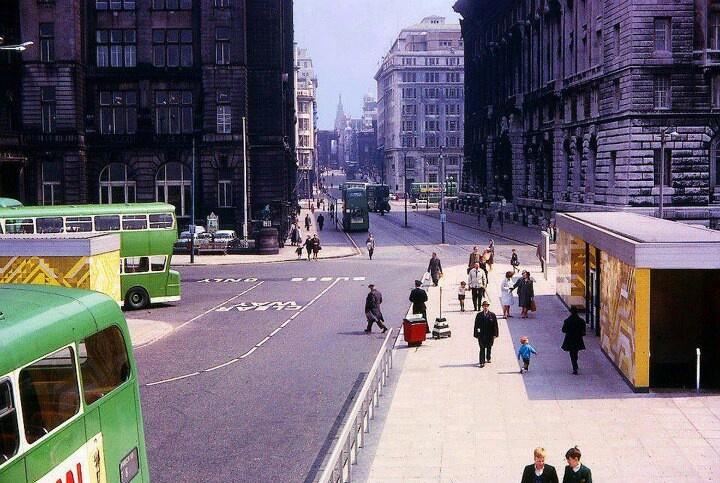 Liverpool, Pier Head 70s