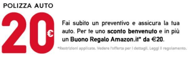 #directline regala buoni #amazon ai nuovi assicurati #auto http://www.risparmiainrete.it/directline-regala-buoni-amazon/