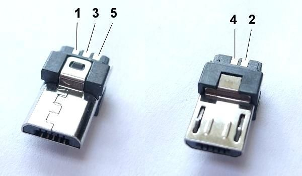 Usb To Micro Usb Diagram Picture Of Wiring Micro Usb Micro Usb Usb Charging Cable
