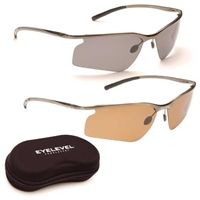 Sorrento Polarized Sunglasses with free hard case included only £26.99