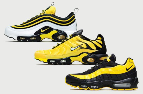 cheaper 9f8e1 d6bf9 Playboi Carti And Foot Locker Unveil Nike Air Max Frequency Pack Playboi  Carti and Foot Locker